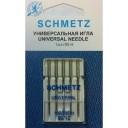 Иглы Schmetz универсальные 130/705H №80 5шт