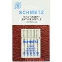 Иглы Schmetz для кожи 130/705H-LL №80-100 5шт