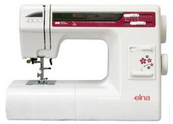 Швейная машина Elna 4300 в Минске