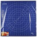 Коврик раскройный с поворотным основанием на 360 градусов Aurora AU-RM-1818, 45х45 см