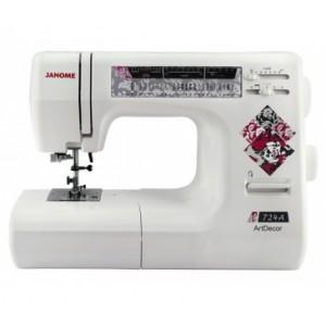 Швейная машина Janome ArtDecor 724 A
