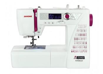 Швейная машина Janome ArtDecor 734D в Минске