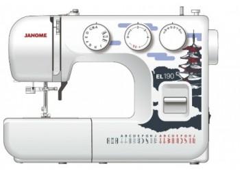 Швейная машина Janome EL-190 в Минске