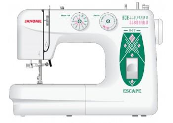 Швейная машина Janome Escape V-17 в Минске