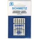 Иглы Schmetz универсальные 130/705H №90 5шт