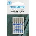 Иглы Schmetz для микротекстиля (шелка) 130/705H-M №60 5шт