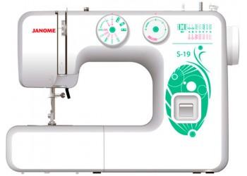 Швейная машина Janome S-19 в Минске