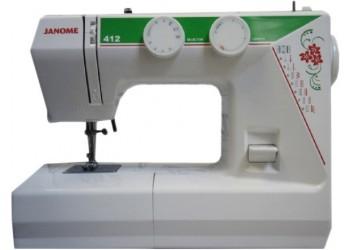 Швейная машина Janome 412