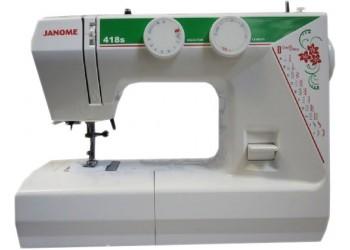 Швейная машина Janome 418 S в Минске