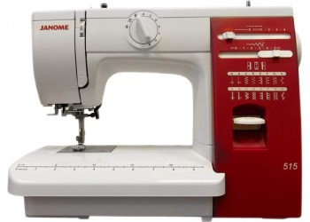 Швейная машина Janome 515 в Минске