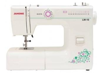 Швейная машина Janome LW-10 в Минске