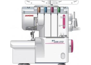 Оверлок Janome M-875 D