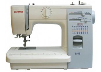 Швейная машина Janome 5515 в Минске
