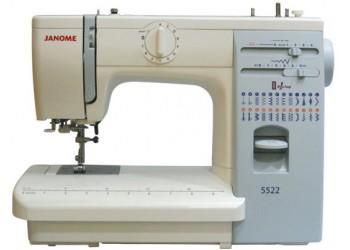 Швейная машина Janome 5522 в Минске