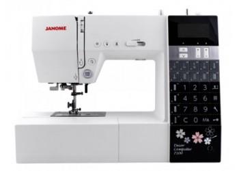 Швейная машина Janome Decor Computer 7100 в Минске